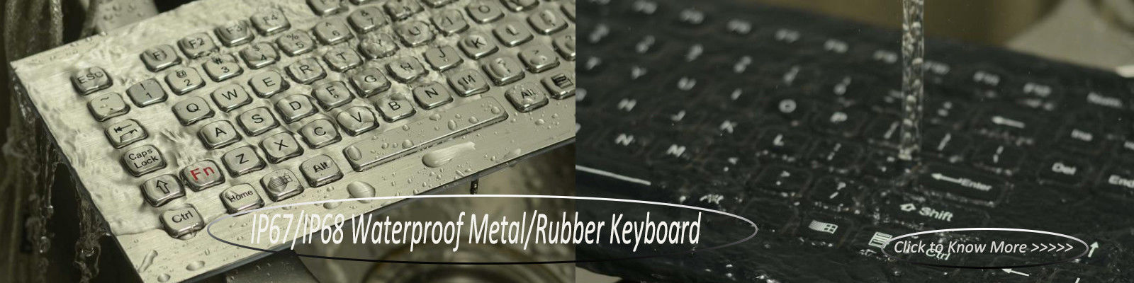 Ruggedized Keyboard