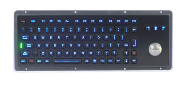 China USB 85 Keys Panel Mount Keyboard supplier