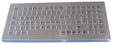 China 95 Keys Desktop Metal PC Keyboard With Numeric Keypad And Function Keys factory