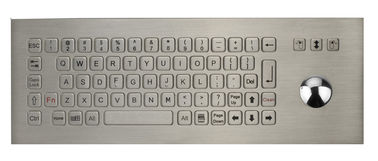 China IP67 Dynamic Industrial Keyboard With Trackball factory