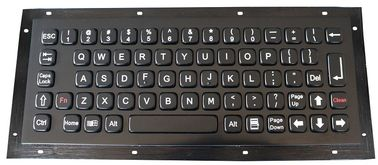 China Vandal proof industrial keyboard 68 keys compact format IP67 dynamic distributor