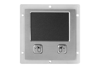 Panel Mount Industrial Touchpad Stainless Steel Mouse Pointing Device IP67 Rugged