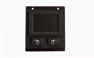 China 2 Keys Rugged Industrial Touchpad Silicone Rubber IP65 Waterproof Pointing Device factory